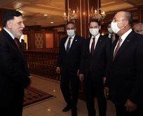 Libya'da 5 sektörü de biz yapacağız