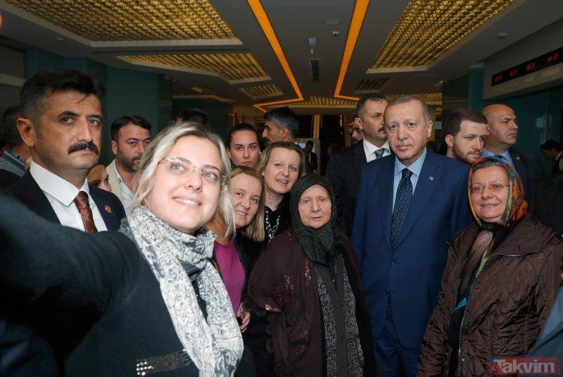 Başkan Erdoğan, hastanedeki eski Adalet Bakanı Şevket Kazan'ı ziyaret etti
