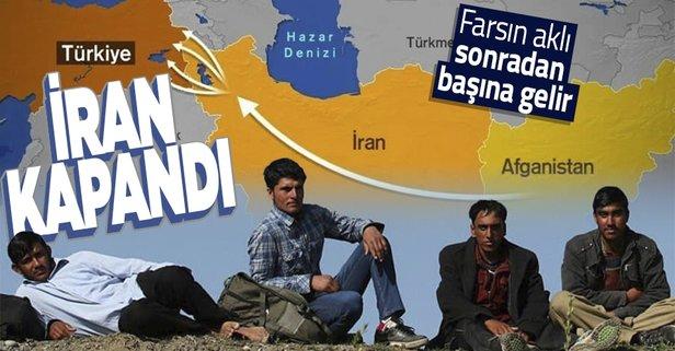 İran da büyük Afgan göçüne karşı hamle yaptı