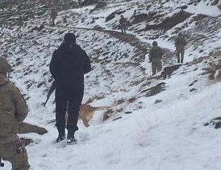 Van'da PKK'nın cephaneliği ele geçirildi