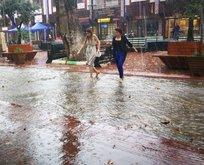 İstanbul'da yağmur ne zaman bitecek yağış ne kadar sürecek?
