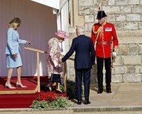 Biden'dan II. Elizabeth'i kızdıracak sözler