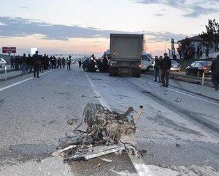 Yozgat'ta feci kaza! Çok sayıda ölü ve yaralı var