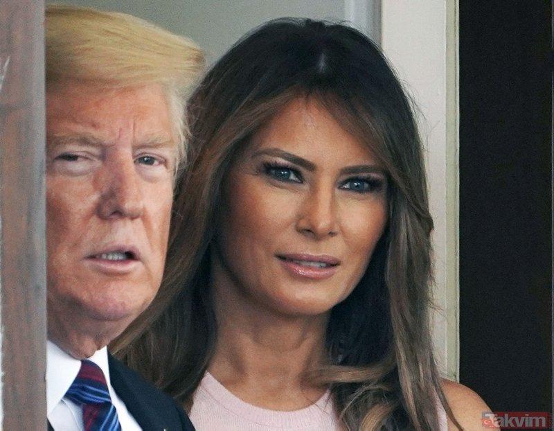 Melania Trump aldatma iddiaları için ne dedi? İşte Melania Trump'ın şaşırtan açıklaması