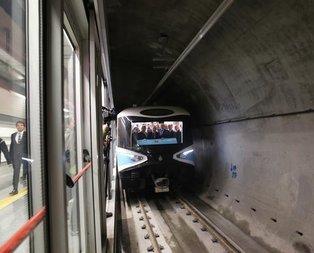 İşte Mahmutbey - Mecidiyeköy metrosunun güzergahı