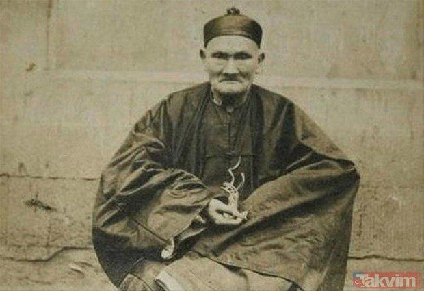 Dünya 256 yaşına kadar yaşadığı Li Ching-Yuen'ı konuşuyor