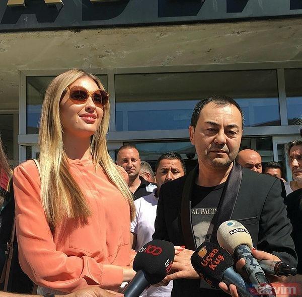 Serdar Ortaç'tan boşanan Chloe Loughnan dünyaca ünlü o şehrin gözdesi oldu!