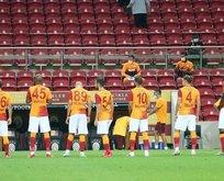 Galatasaray'ın Neftçi Bakü maçı kadrosu belli oldu