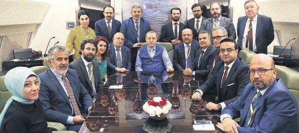 AB'nin üç gündemi var: Recep-Tayyip-Erdoğan