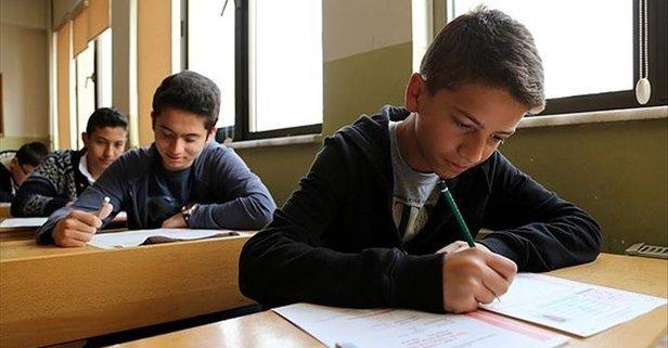Liselerin boş kontenjan ve puanları açıklandı