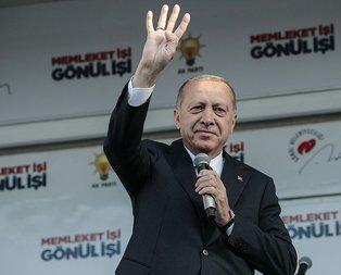 Başkan'dan terörle mücadelede net mesaj