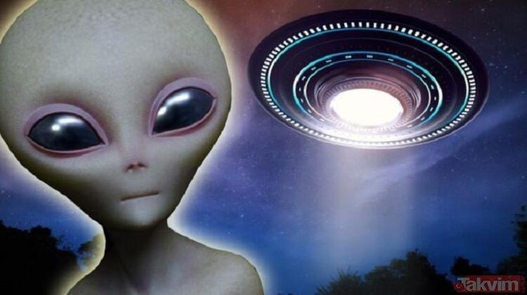 11 yıl önce Marmara Denizi üzerinde çekilmişti! O UFO görüntüleri yabancı basında olay oldu