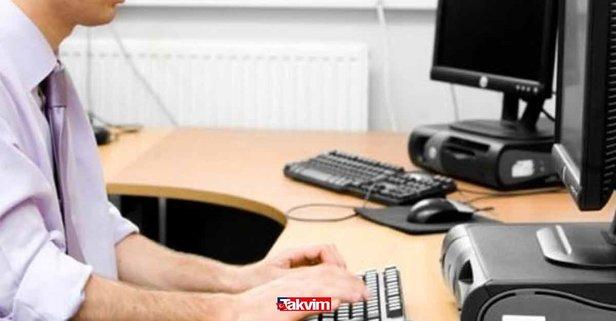 Yüzlerce büro memuru ve büro işçisi alımı başvuru şartları nedir?