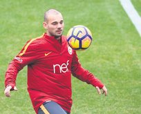 Sneijder'in G.Saray'la özel bağı var