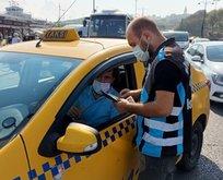 İstanbul'da taksiler kıskaçta!