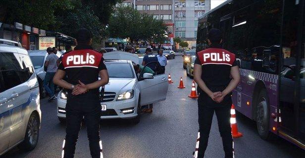 İstanbul'da alkol denetimi: 16 kişi yakalandı