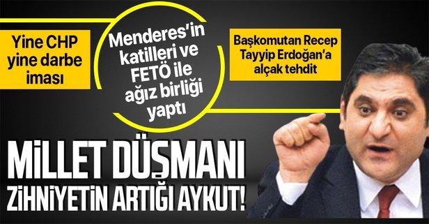 AK Parti'den darbe imalarına çok sert tepki!