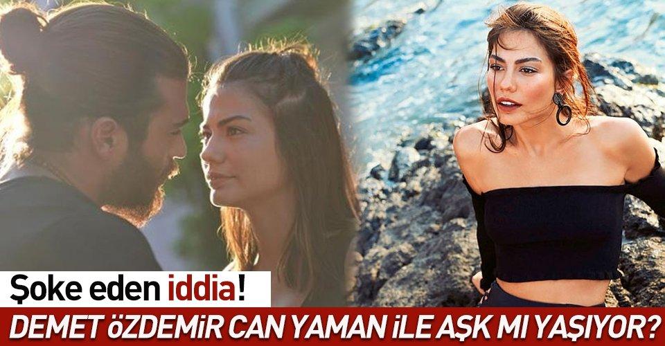 Demet Özdemir Can Yamanla aşk mı yaşıyor!
