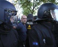 Almanyada polis faşizmi yasalaştı