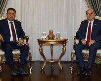 Ersin Tatar, hükümet kurma görevini o isme verdi