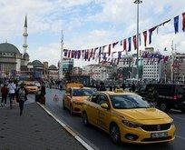 Turisti almayan taksicinin sonu