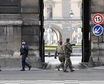 Fransa'da çatışma! Askere ateş açıldı