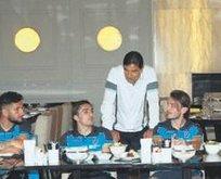 Trabzonspor'da iftar yemeği