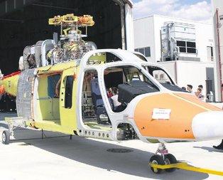 Yerlı helikopter uçuşa hazır