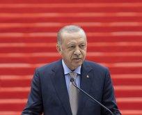 Başkan Erdoğan Baykar Akıncı TİHA Teslimat Töreni'nde