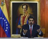 Maduro'ya İngiliz darbesi