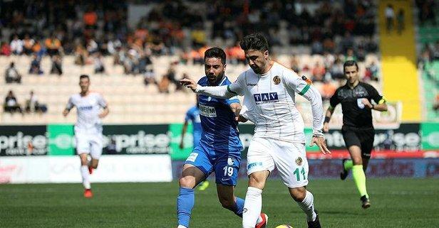 4 penaltılı maçta kazanan Alanya