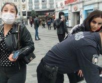 Maske cezası yediler! Gazetecilere saldırdılar