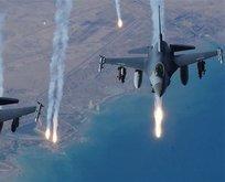 Kandil'e hava operasyonu: Hepsi yerle bir edildi