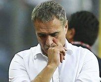 Trabzonsporda beklenen ayrılık gerçekleşti