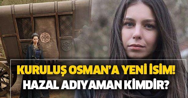 Kuruluş Osman yeni bölümde Bizans Prensesi Adelfa!