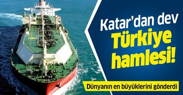 Katar'dan dev Türkiye hamlesi!