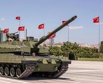 Savunma Sanayii Altay tankı için imza atacak