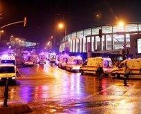 Beşiktaş saldırısında 10 şüpheli tutuklandı