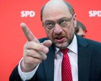 Erdoğan'ın bir çağrısı yetti! Schulz'un SPD'si gömüldü