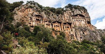 Hadi ipucu 27 Mart: Myra antik kenti nerede? Myra haritası! 12.30 Hadi ipucu sorusu