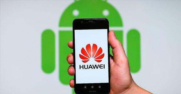 Huawei telefonları Android güncellemesi alacak mı?
