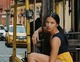 Adriana Lima'nın makyajsız hali görenleri şaşırttı! (İşte dünya güzellerinin doğal halleri)
