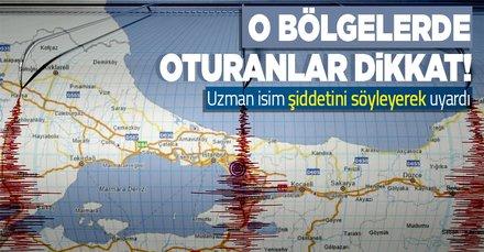 İstanbul depreminde en riskli alanlar nereler?