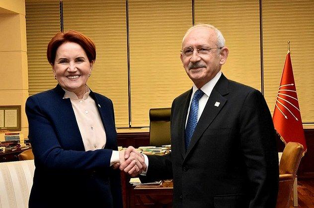 CHP-İyi Parti ittifakında 'İnce' ayar