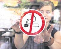 Sigaraya yeni yasak