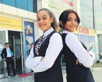 Havalı öğrenciler!
