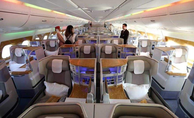 Emirates Havayolu 16 bin dolarla çalışacak eleman arıyor! İşte Türkiye'deki ve dünyadaki pilotların maaşlar