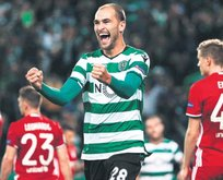 Yenge Lizbon'u istemiyor!