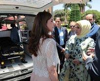Paraguay'a TİKA yardımı   Emine Erdoğan da katıldı