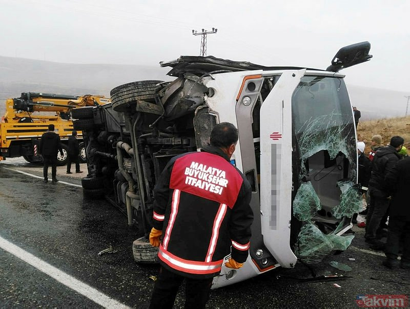 Malatya'da kahreden kaza ile ilgili yeni gelişme! Çok acı sözler...